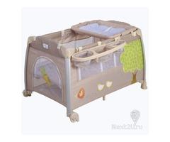 Манеж кровать Happy Baby Tomas