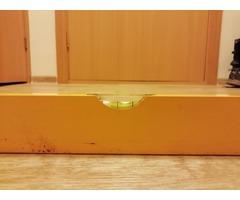 Уровень жёлтый 60 см