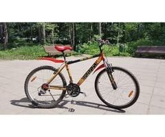 Russian Bike