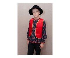 Цыганский костюм на мальчика