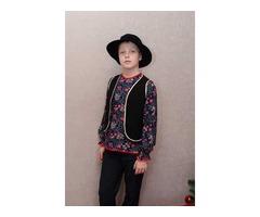 Цыганский костюм. Разбойник
