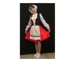 Немецкий костюм для девочки