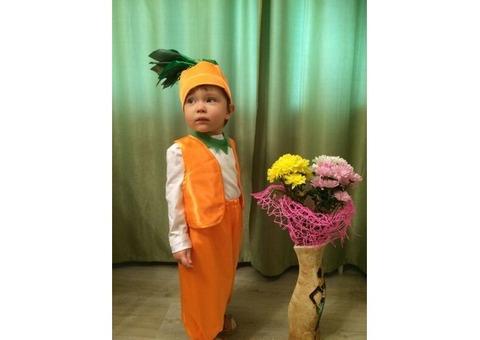Морковка на мальчика