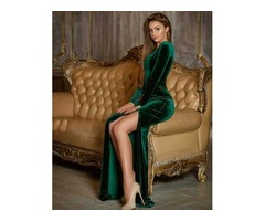 Платье Изумруд