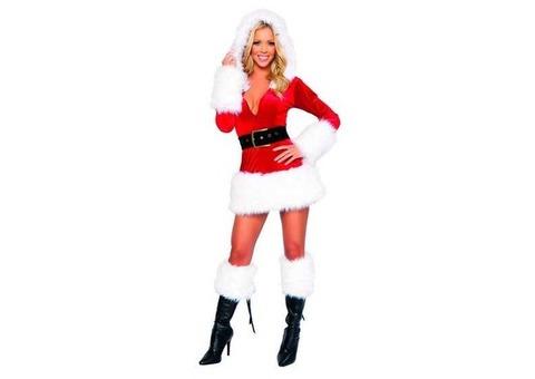 Мисс Санта / Новогодняя мечта