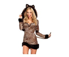 Кошка Леопардовая