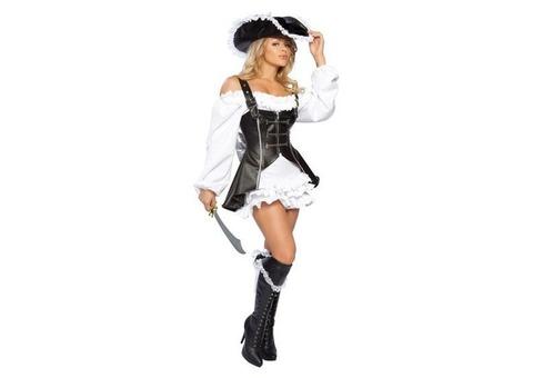 Очаровательная Пиратка