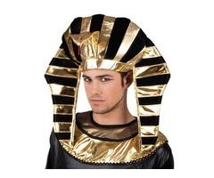 Немес - головной убор фараона