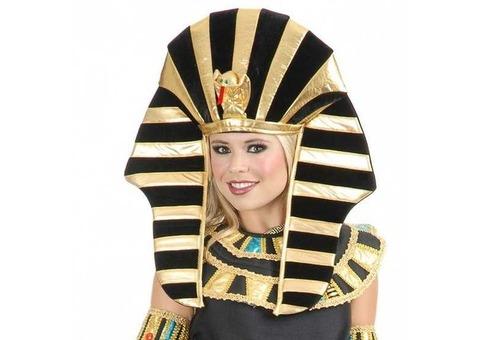 Немес - головной убор египтянки