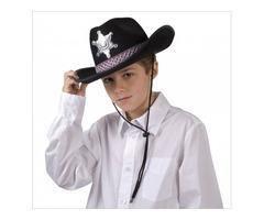 Шляпа шерифа.
