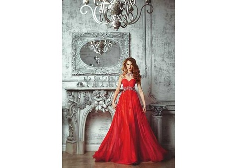 Вечернее платье Муза