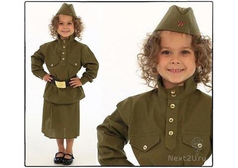 Детская военная форма