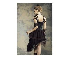 Стимпанк платье steampunk dress