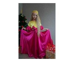 Цыганский костюм на девочку