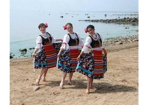Сербский костюм