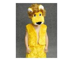 Детский костюм львенка
