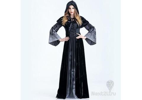 Платье в силе готика