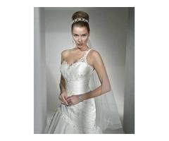 Эксклюзивое свадебное платье