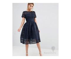 Кружевное платье Little Mistress