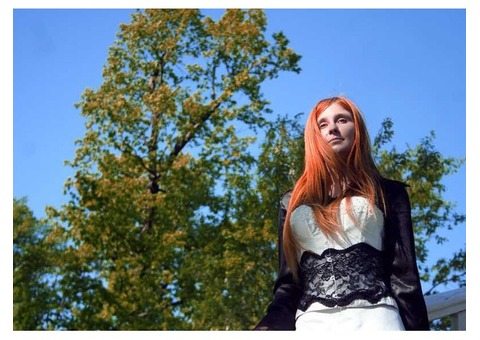 Готическое платье Сумрак