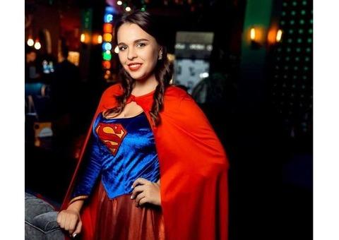 Костюм Супергерл Supergirl