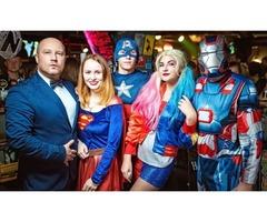 Костюм супергерой Железный патриот