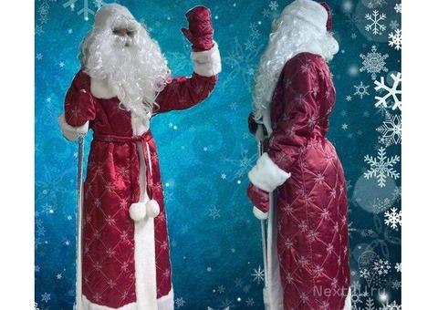Костюм Дед Мороз
