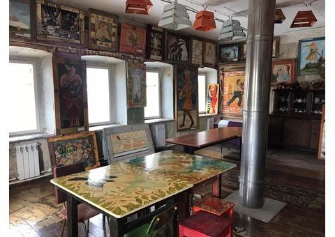 Сдается зал для мероприятий в Музее русского десерта