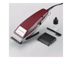 Профессиональная сетевая машинка для стрижки волос MOSER 1400.