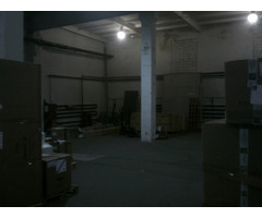 Помещение склад - производство