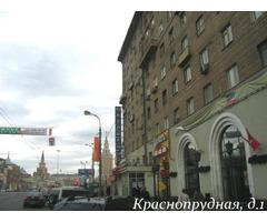 Сдам двухкомнатную квартиру. в центре Москвы. 60 кв. м.