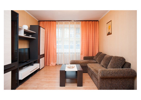 Квартира посуточно 1500 рублей