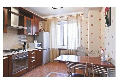 Квартира посуточно 1400 рублей