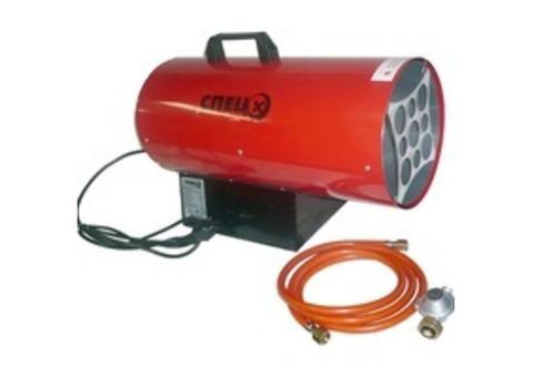 Аренда тепловой газовой пушки