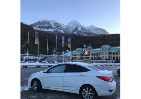 Аренда Машины в Сочи
