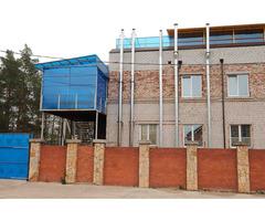 Дом в сосновом бору в Казани рядом с Голубым озером в аренду на сутки