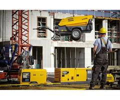 Аренда строительной техники и инструмента в Колпино