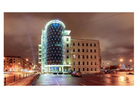 Аренда офисов в бизнес-центре  Санкт-Петербург, Петроградский район