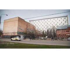 аренда офиса 206 кв.м. в 2 минутах от м. Семеновская